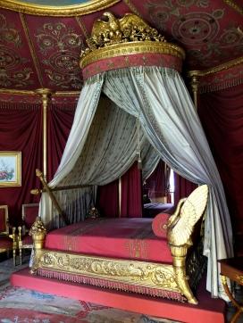Chambre de l'Impératrice © Corinne Martin-Rozès