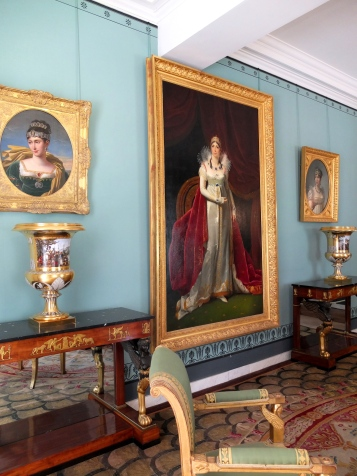 Salon de l'Empereur © Corinne Martin-Rozès