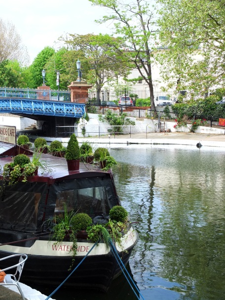 Little Venice, London © Corinne Martin-Rozès 55
