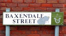 Baxendale Street © Corinne Martin-Rozès