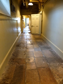 Couloir du sous-sol