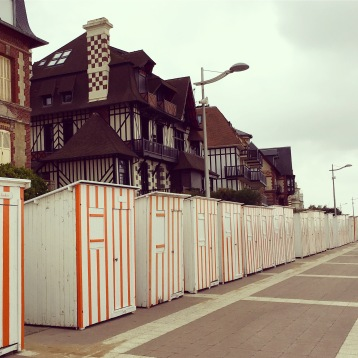 Promenade Roland-Garros à Houlgate © Corinne Martin-Rozès