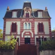 Villa cabourgeaise © Corinne Martin-Rozès