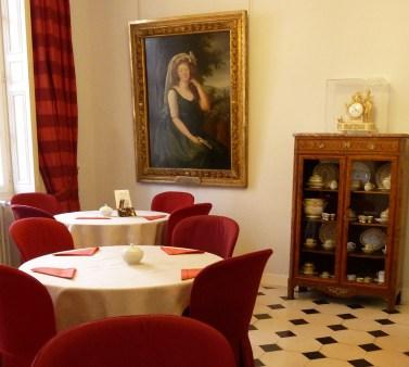 Salon de thé du Musée Lambinet