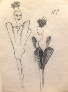 Formes_dessins_Musee_Bourdelle_Balenciaga © Corinne_ Martin_Rozes (3)