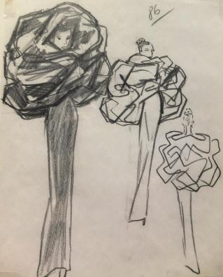 Formes_dessins_Musee_Bourdelle_Balenciaga © Corinne_ Martin_Rozes (5)